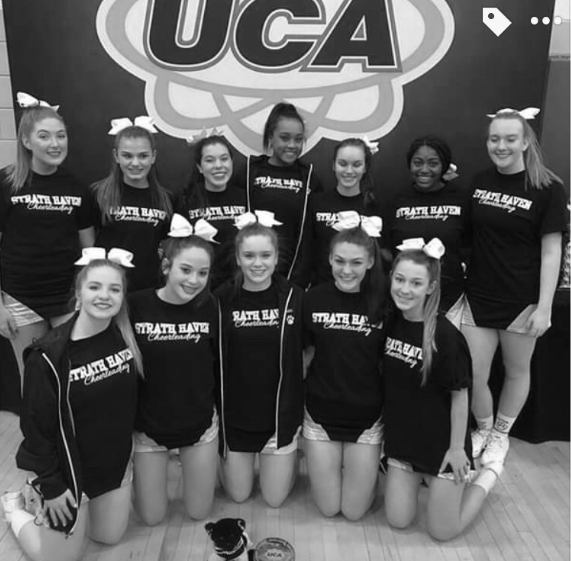 Hard Work of Haven Cheerleading Brings them to Nationals