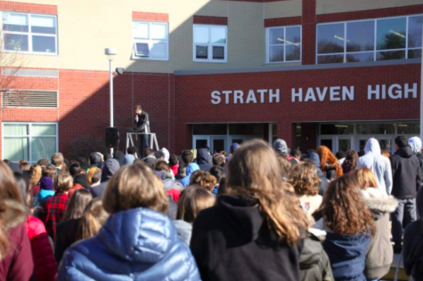 Haven Discusses Student Safety One Year Later
